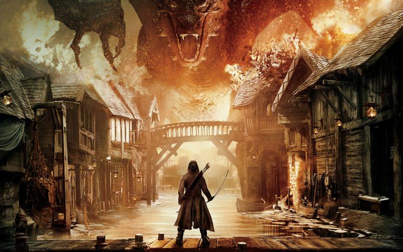 Hobbit: Bitwa pięciu armii, czyli seans 3D na jaki czekałam całe życie