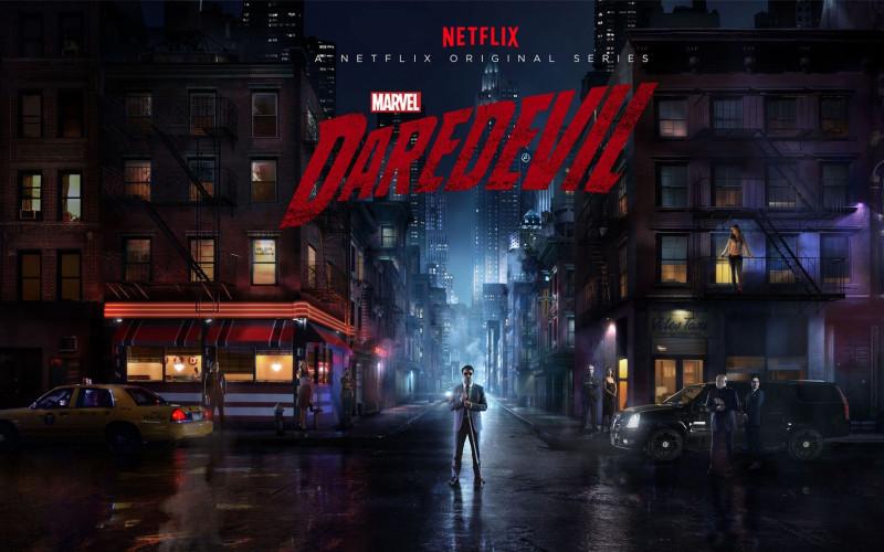 Daredevil – kolejny serial w Filmowym Uniwersum Marvela