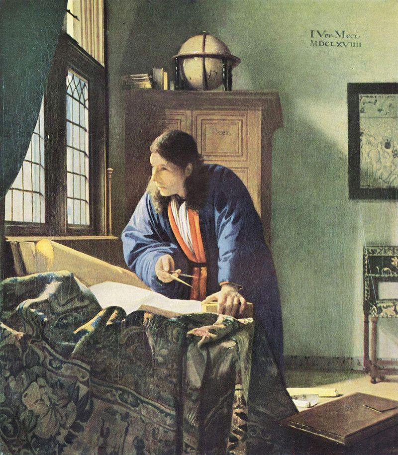 "Blue Balliett — ""W pogoni za Vermeerem"" (Recenzja książki)"