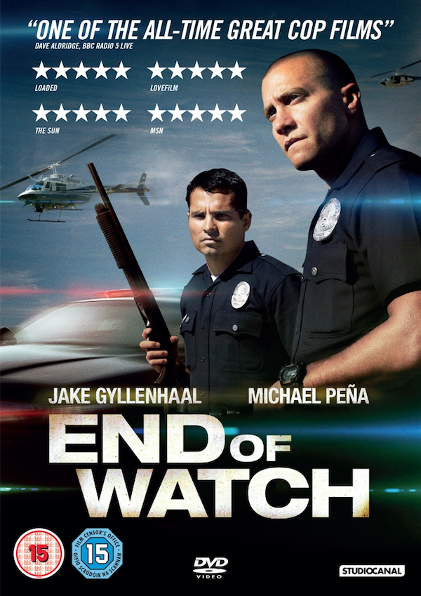 End-of-Watch-DVD