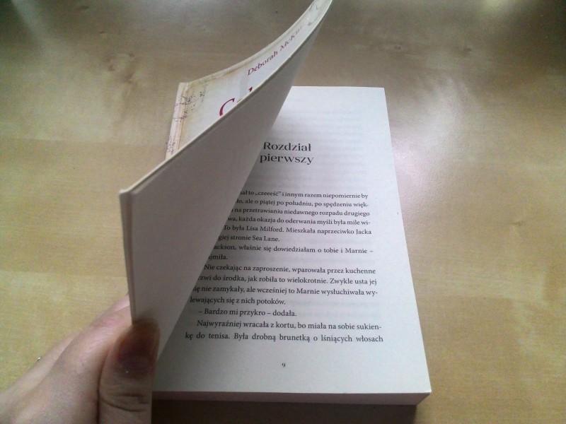 """Deborah McKinlay — """"Cała nadzieja w Paryżu"""" (Recenzja książki)"""