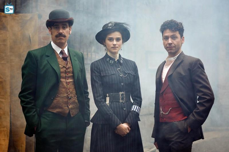 Houdini & Doyle – moje wielkie nadzieje