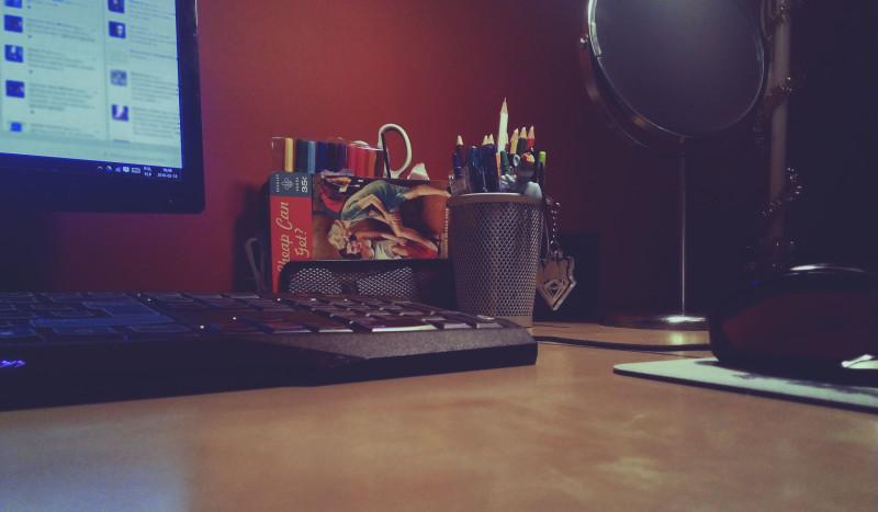 Workflow, czyli trochę o pracy w domu