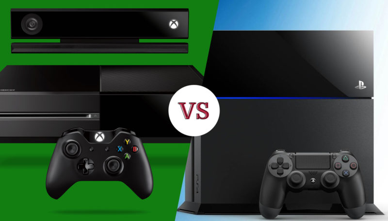 Xbox One vs PS4 w kontekście E3