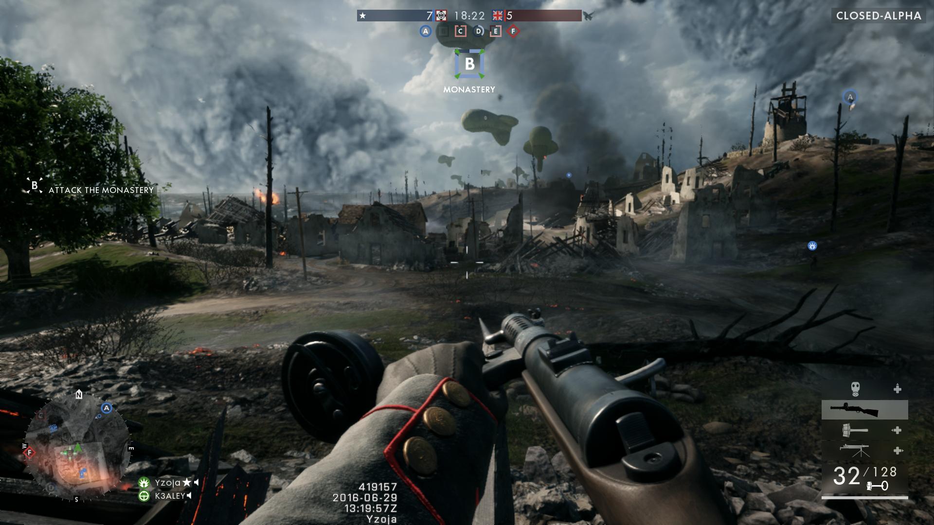 Battlefield™ 1 – zamknięta alfa (4)