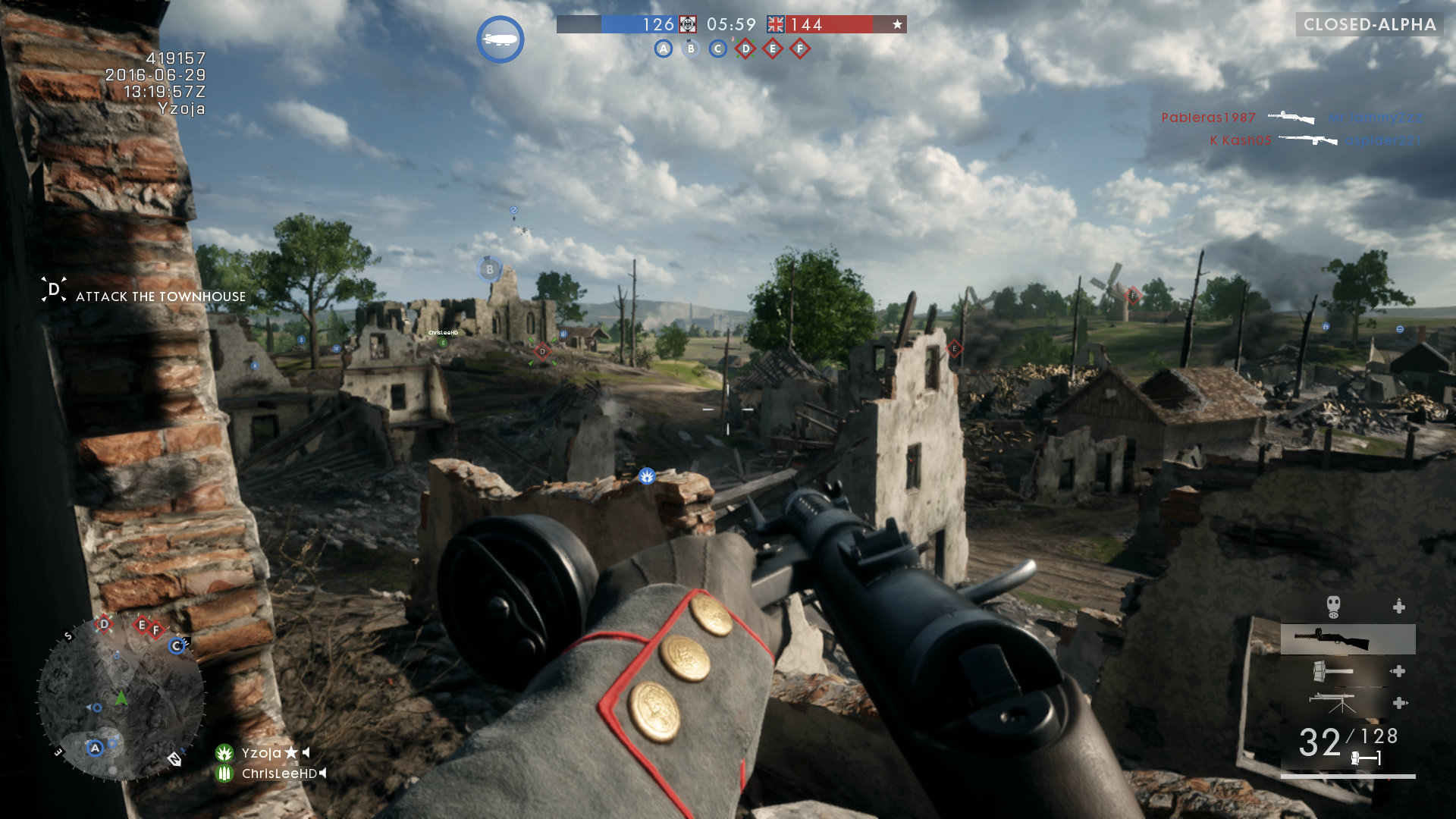 Battlefield 1 – zamknięta alfa – wrażenia