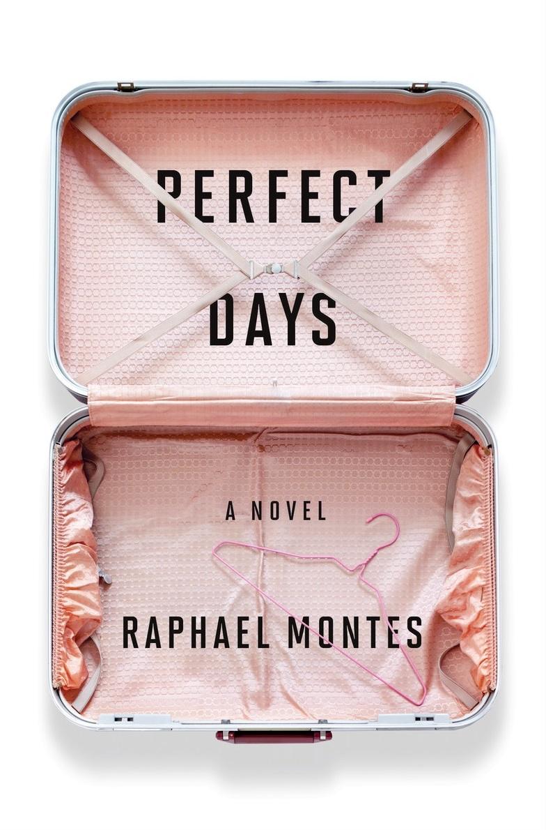 """Raphael Montes — """"Dziewczyna w walizce"""""""