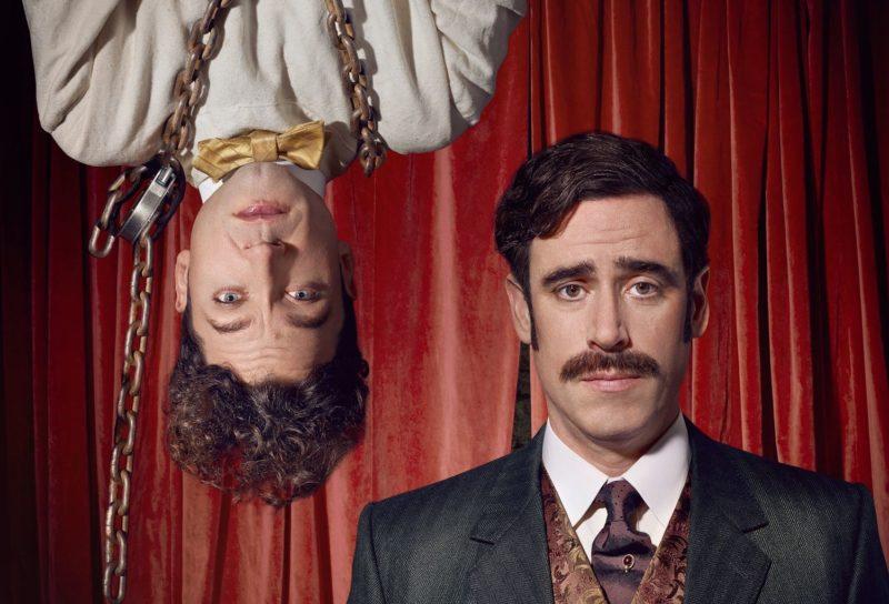 Szczerze o Houdini & Doyle