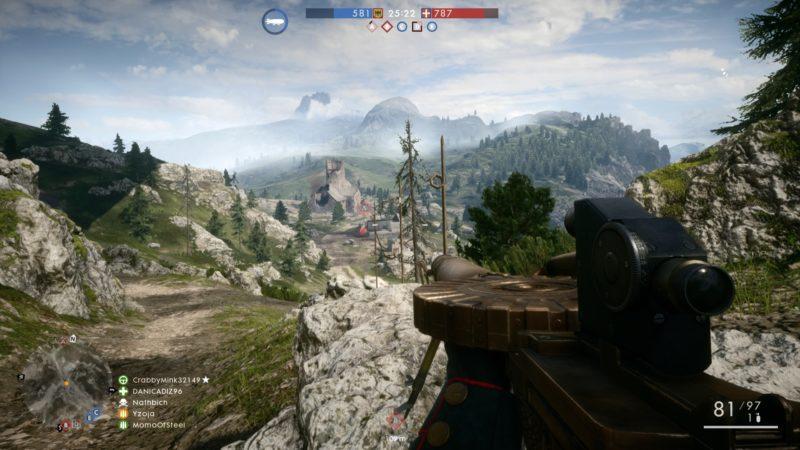 Battlefield 1 – pierwsze wrażenia, podejście trzecie
