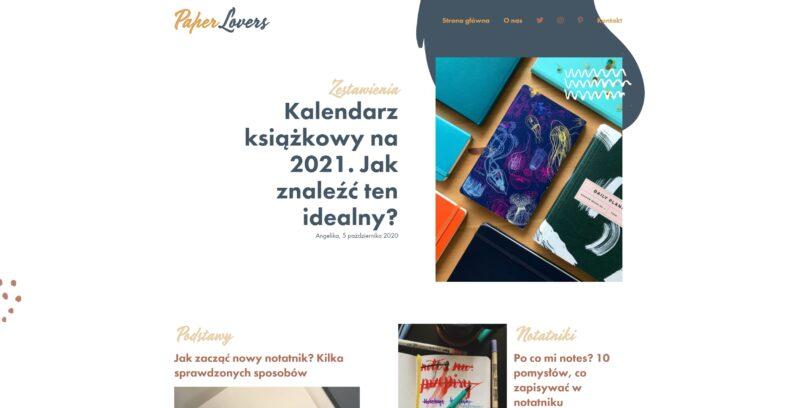 Paper Lovers, czyli o kulturze pisania i kochaniu papieru